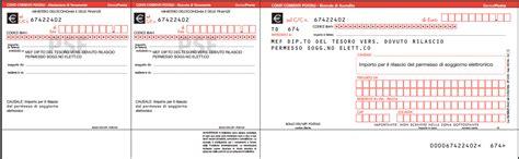 rinnovo permesso di soggiorno documenti i costi permesso di soggiorno importo bollettino e