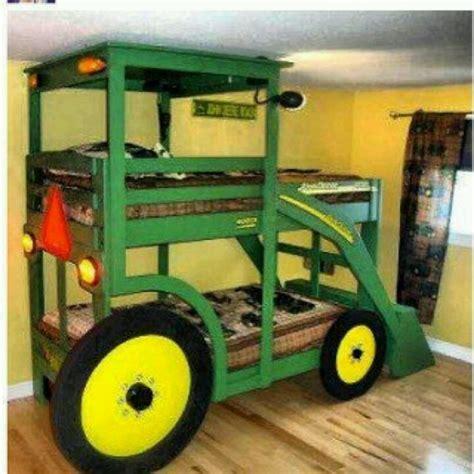 John Deere Bunk Beds Dream Home Pinterest