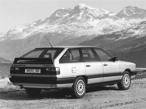 Audi 100 Avant by Audi 100 Avant C3 Specs Photos 1983 1984 1985