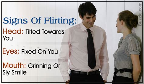 Language Signs Of Flirting by We Decode The Flirting Language Of For You
