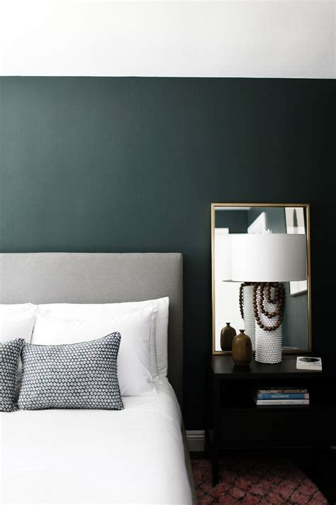 dark green paint bedroom minimalist bedroom with dark green walls gorgeous