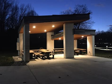 Outdoor Commercial Lighting by Walkway And Bridge Lighting Commercial Outdoor Electrical