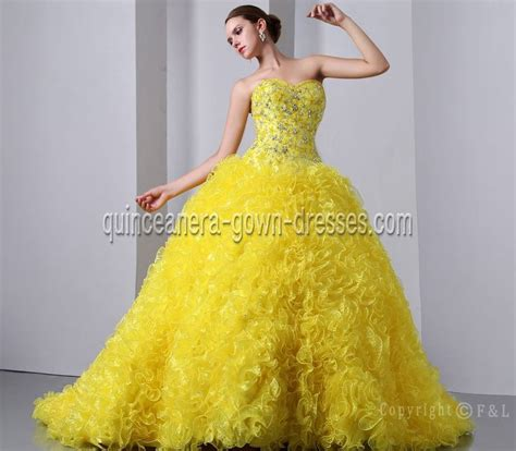 quinceanera themes yellow home gt 2013 quinceanera dresses gt 2013 yellow luxury