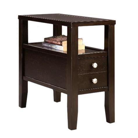 espresso end table with drawer furniture gt bedroom furniture gt desk gt wood bed desk