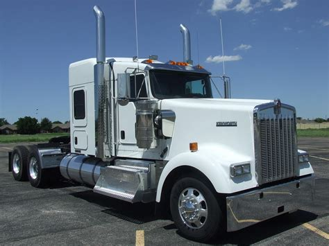 truck paper kenworth kenworth w900l conventional trucks in for sale 122