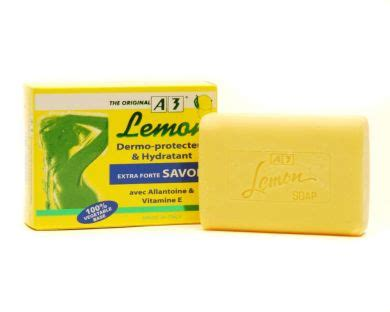 Lemon Soap 15 Gr Mos A3 Lemon Soap