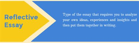 Define Reflective Essay by Reflective Essay Ozessay Au