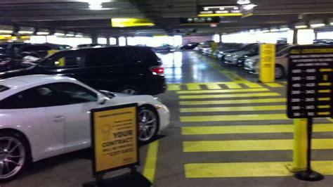 fort lauderdale airport parkovisko spolocnosti hertz