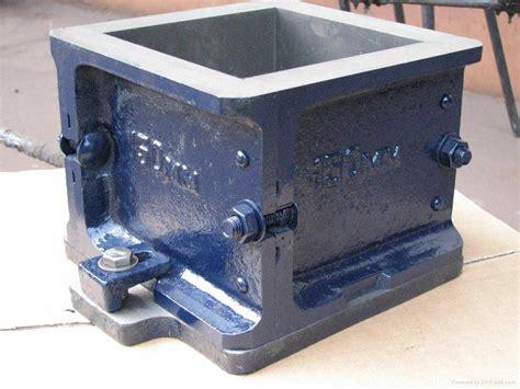 Cetakan Kubus Beton Plastik jual concrete cube mold 15x15x15 cm jual cetakan kubus