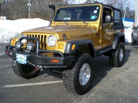 2003 jeep wrangler specs 2003 jeep wrangler rubicon 4x4 data info and specs