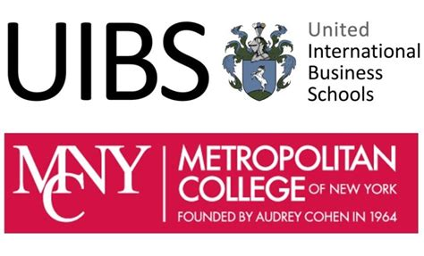 Mph Mba Dual Degree Nyc by Uibs Partners With Mcny For Dual Degree Programs And Study