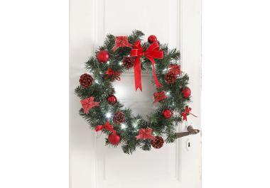 adventskranz weiß rot adventskranz 187 g 252 nstige adventskr 228 nze bei livingo kaufen