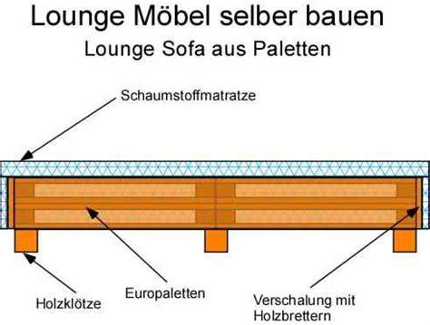 Lounge Möbel Selber Bauen