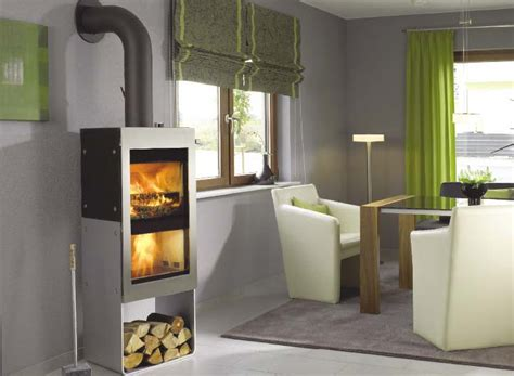 Most Efficient Wood Fireplace by The New York Green Advocate Twinfire The Most Efficient
