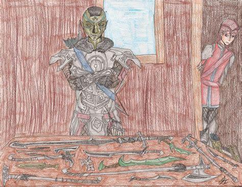 Gamis Hikari Syari By Balimo grent the walking armory by hikari hellion on deviantart