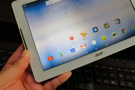 acer tim s tablet web site
