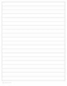 lined paper template paperkit
