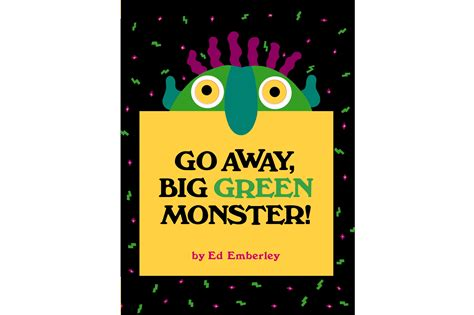 go away green the 50 best books for kids