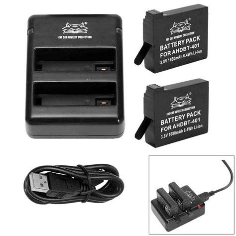 Nitecore Smart Usb Charger For Gopro 4 3 Charger Baterai Murah smart batterijen kopen internetwinkel