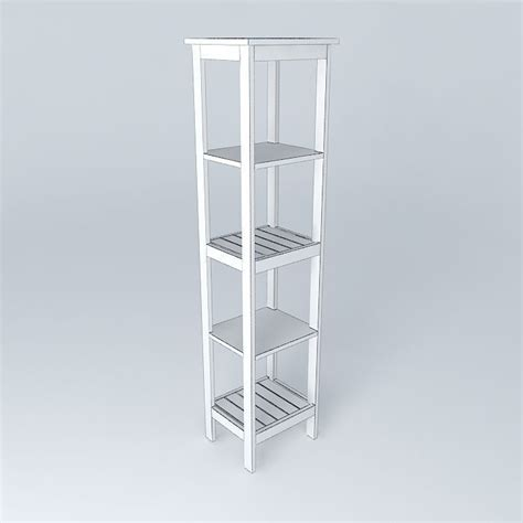 Hemnes Shelf by Hemnes Shelf Free 3d Model Max Obj 3ds Fbx Stl Skp