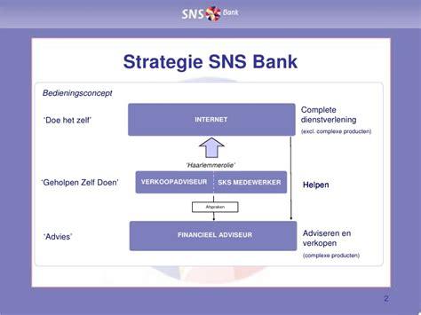 sns bank f3 sns maximaliseer uw sales