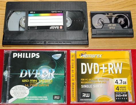 cassette vhs in dvd transfer 8mm and hi8 to dvd or vhs