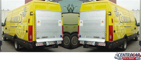 pedane idrauliche sponde idrauliche per furgoni pompa depressione