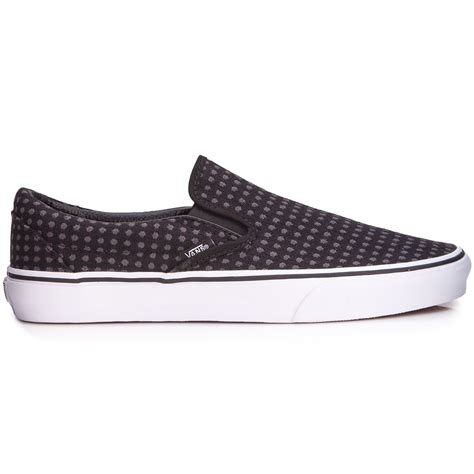 vans classic slip on womens shoes