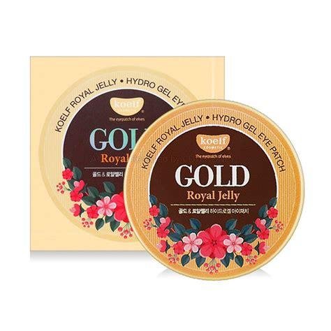 Gold Jelly new koelf gold royal jelly hydro gel eye patch 60 pieces ebay