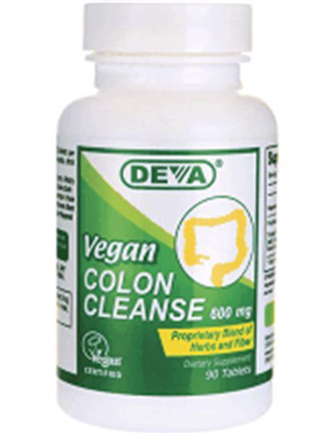 Colon Detox Reviews by Deva Vegan Colon Cleanse Review