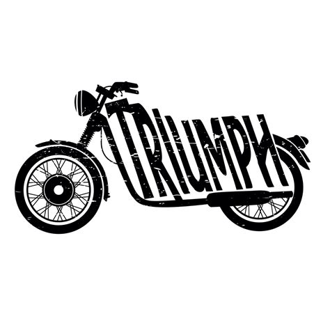 bmw bicycle logo triumph motorcycles logo vector background 1 tshirt