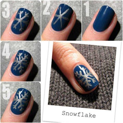 xmas nail art tutorial easy christmas nail designs tutorials 2017 step by step