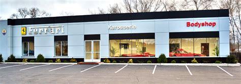 karosserie exotic car body shop