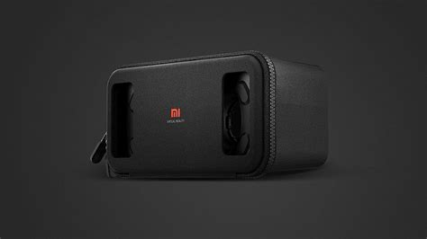 Vr Mi Xiaomi Mi Vr Play Headset With Zipper Design Launched At