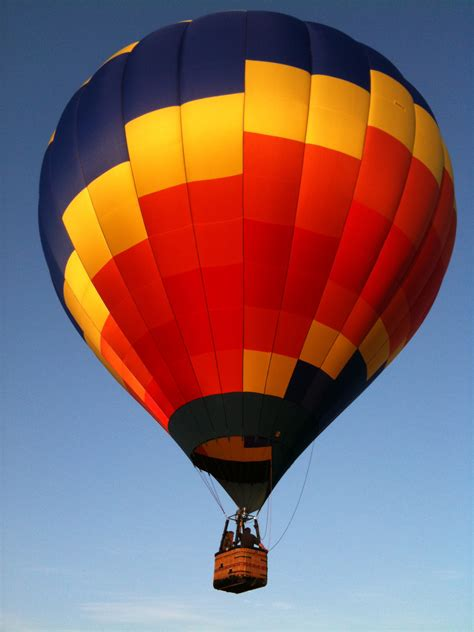 Air Baloon opinions on air balloon