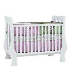 Crib To Toddler Bed Babies R Us Baby Cache Essentials Sleigh Crib White Baby Cache