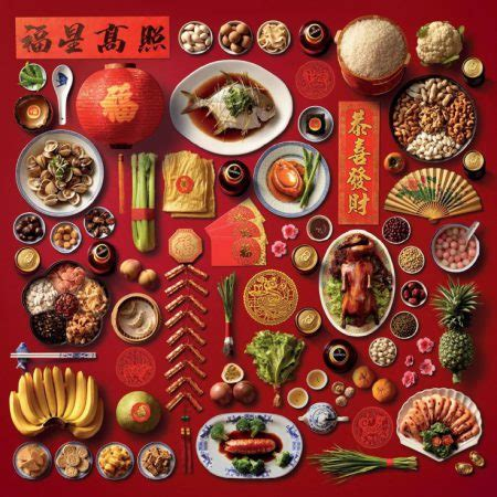 Your 5 Step Guide To Traditional Foods by New Year Traditions A Beginner S Guide To Cny
