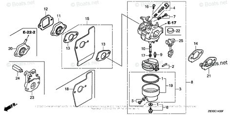 boats net honda parts honda small engine parts gcv190 oem parts diagram for