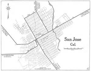 san jose map of california nationmaster maps of united states 1212 in total