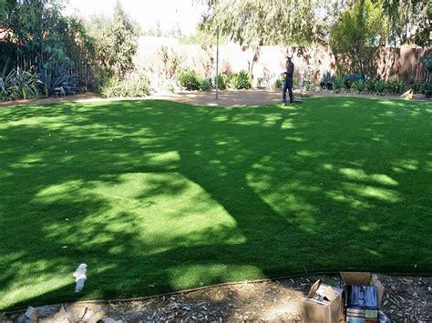 ca backyard artificial landscaping fake grass hesperia california