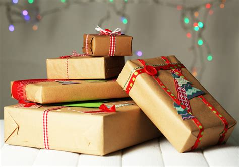 wrapping presents eco friendly gift wrap alternatives for the holidays