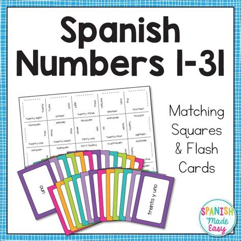 spanish numbers 1 100 printable flash cards spanish numbers 1 100 printable flash cards 1 100