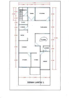 desain rumah  kamar tidur  mushola desain rumah modern home plans pinterest modern