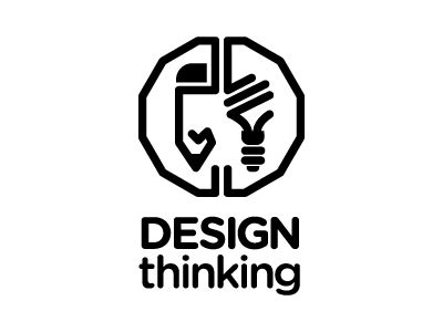 design thinking logo design thinking logo by jaron jackson dribbble