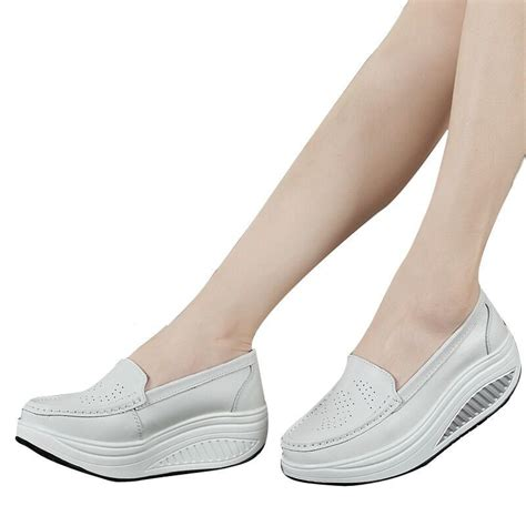 swing shoes zhenzhou genuine leather casual shoes