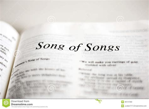 From Book To Song by Book Of Song Of Songs Stock Image Image Of Poet Learning