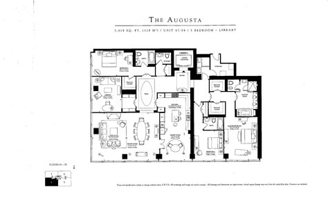 ritz carlton toronto floor plans ritz carlton condo toronto real estate floor plan augusta