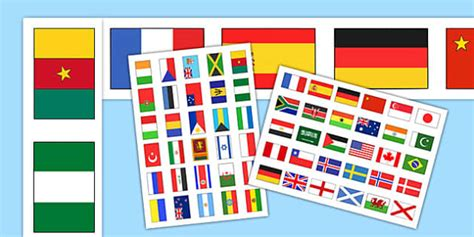 flags of the world twinkl flags of the world display borders flags of the world flags
