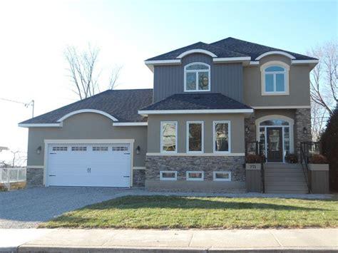 Small Custom Home Builders Ontario Beautiful Two Storey Custom Home By Bay Builders In