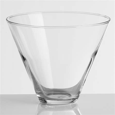 Stemless Martini Glasses Set Of 4 Market